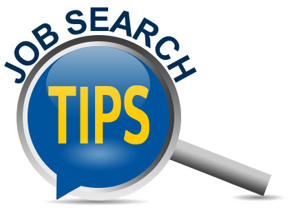 job search tips icon - Job Hunting Tips For Job Hunting Strategies